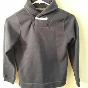Boys oshkosh Fleece lined Pullover size 10